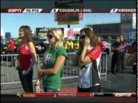 John Force Tony Pedregon FC Final Las Vegas 2010.mpg Video