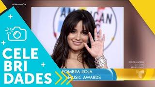 ¡Mira los looks de los American Music Awards 2018! | Un Nuevo Día | Telemundo