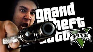 NAJJACI SMO U GRADU ! Grand Theft Auto V