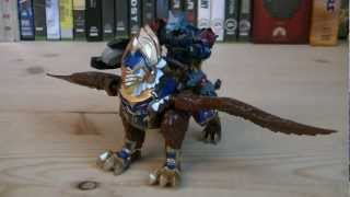 World of Warcraft Mega Bloks 91021 Swift Gryphon Review