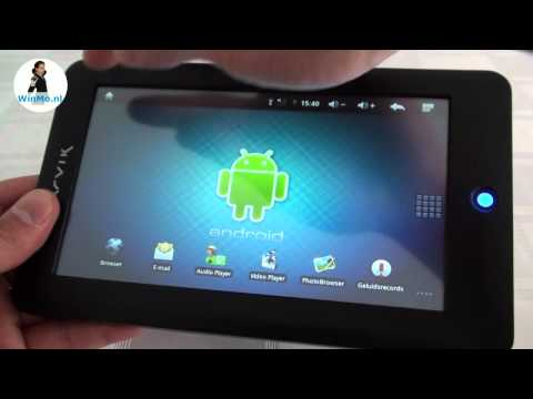 Yarvik TAB210 Android Tablet video review (Jeremy Tjon)