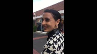 "Lara After Work Shopping Pumps 6""inch 15cm High heels no platform cute fail sexy walk public"