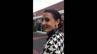 "Lara After Work Shopping Pumps 6""inch 15cm High heels no platform cute fail sexy walk public"