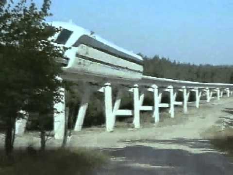Transrapid Technik Und System (Promotion Video Von Thyssen Henschel)