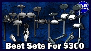 The Best Electronic Drumsets For $300 (2018/2019)
