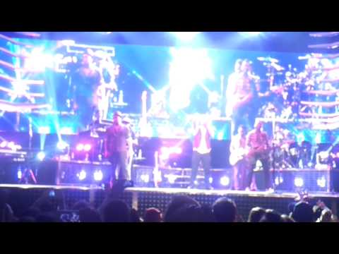 Bruno Mars live Budapest (Just the way you are)