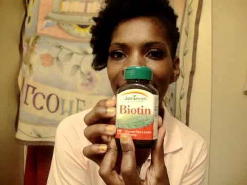MSM. Biotin and natural hair growth