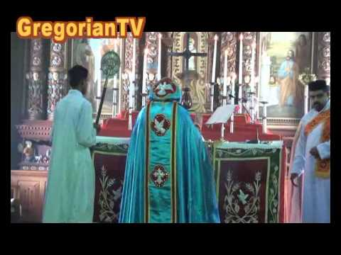 Holy Qurbana -h.h.beselios Marthoma Paulose Ii Part 1.wmv video