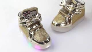 MB hello kitty lighting shoes