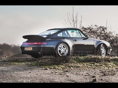Porsche 993 Carrera RS review