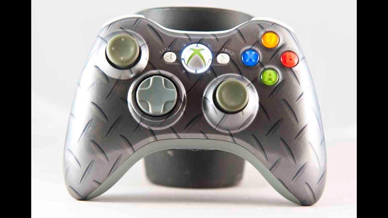 Xbox 360 Controller Diamond Diamond plate H...
