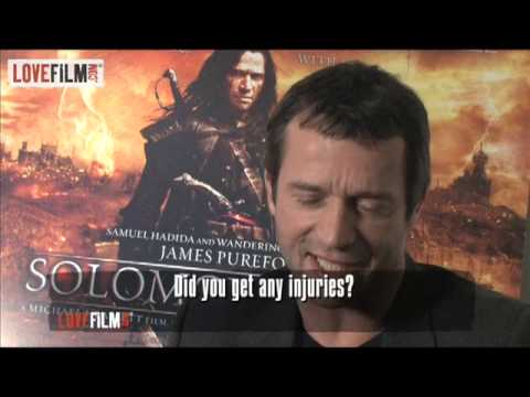 James Purefoy| Solomon Kane | LOVEFiLM Video