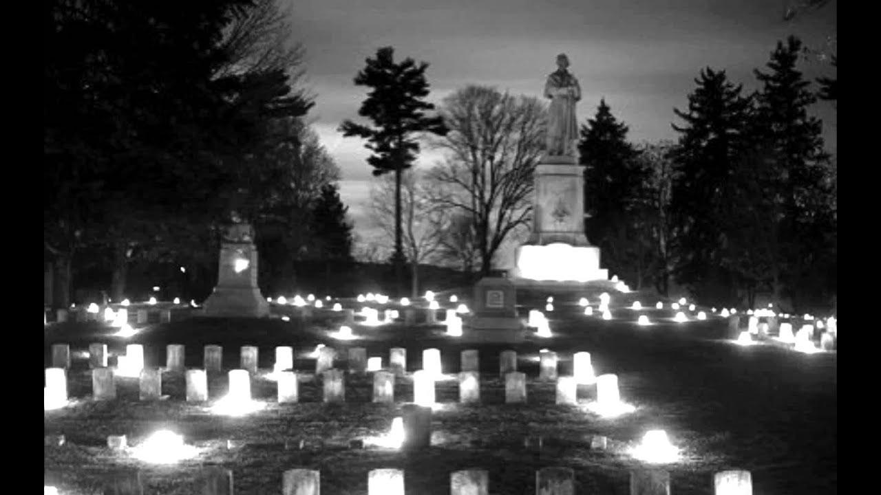 Antietam Battlefield Ghosts Ghosts of Antietam