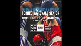 Torneo Nazionale Senior 2017 SEMIFINALI