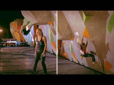 Boulder World Cup 2013 report - Munich, Germany