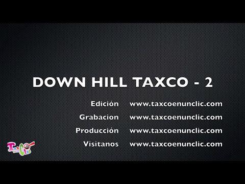 Down Hill Taxco - Exhibición de Saltos By www.taxcoenunclic.com (HD)