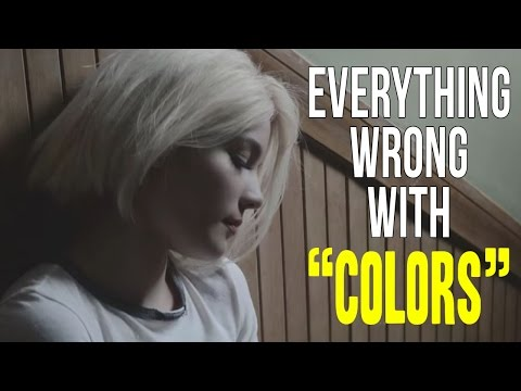 "Everything Wrong With Halsey - ""Colors"""