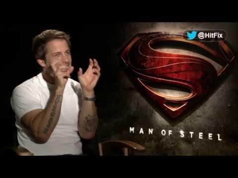 Man Of Steel - Zach Snyder Interview