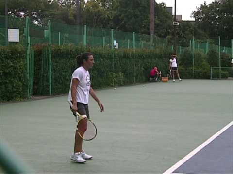 Francesca Schiavone practice Video