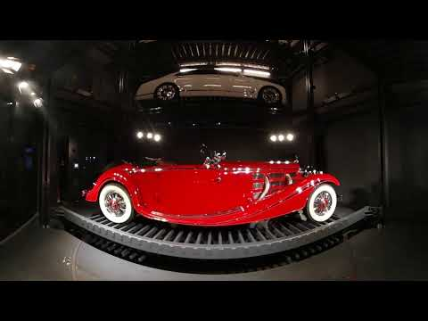 【360°VR動画】高級車を販売する15階建ての自動販売機 A 15-story 'vending machine' selling luxury vehicles Reuters