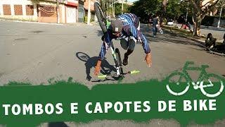 TOMBOS E CAPOTES DE BICICLETA (BIKE FAIL COMPILATION)