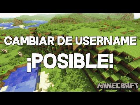 Cambiar el nombre de usuario Minecraft Premium - 1.8.x - MOJANG NEWS