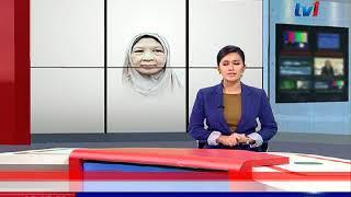 BEKAS PENYAMPAI BERITA, JURUHEBAH RADIO RTM, DATIN SALASIAH MENINGGAL DUNIA [28 JAN 2018]