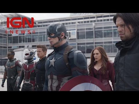 Captain America: Civil War Passes $1 Billion at the Worldwide Box Office - IGN News