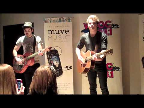 Hunter Hayes - Wanted Live  Wpoc.m4v video