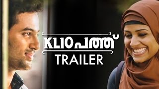 Kl 10 Patthu Malayalam Movie Official Trailer