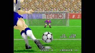 Tecmo World Soccer '96 Quick Play - Arcade Mame