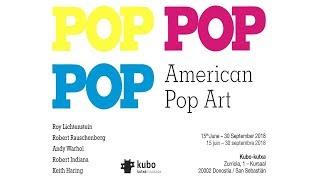 POP POP POP American Pop Art