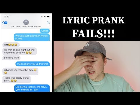 The Biggest CHAT UP LINE Text Fails!!