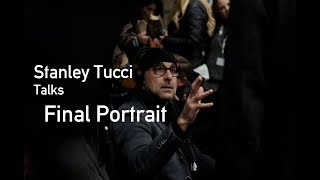 Stanley Tucci interviewed by Edith Bowman