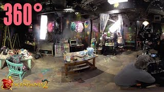 Download lagu Curl Up and Dye: Behind the Scenes   360°   Descendants 2
