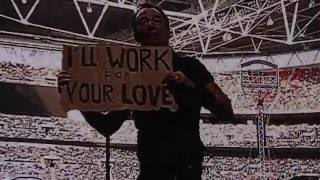 Watch Bruce Springsteen Ill Work For Your Love video