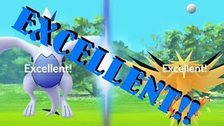 HOW I MASTERED CURVEBALLS, EXCELLENT, & GREAT THROWS - POKEMON GO