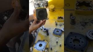 Hydraulic motor sauer danfoss omt 160 service repair