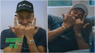 All Access at Man United & England midfielder Jesse Lingard's home | Premier League