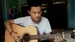 Virgoun - Surat Cinta Untuk Starla Cover Akustik  By Resnu Andika Swara