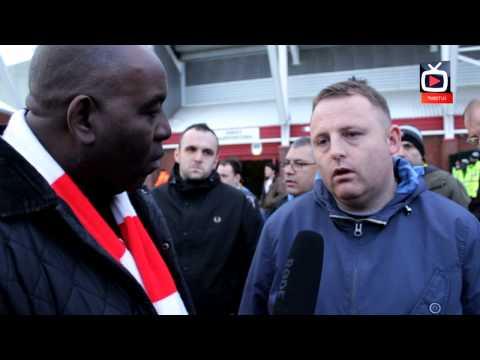 Stoke 1 Arsenal 0 - Sanogo Is Still Learning