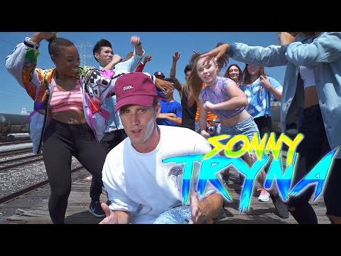 SONNY - Tryna (Official Lyric & Dance Video)