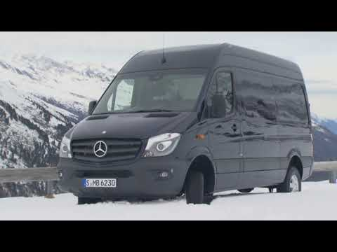 2014 Mercedes Benz Sprinter 319
