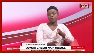 Nyaboke speaks about her journey in making online skits