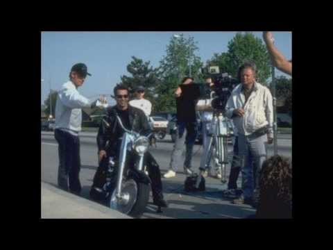 Behind The Scenes Photos: Terminator 2