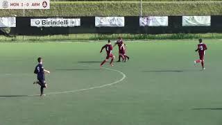 MONTELUPO - ARMANDO PICCHI 2-0 (12.11.2017) - Sintesi
