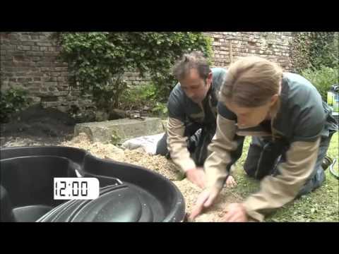 Собственный пруд в саду своими руками – пошаговое описание изготовления