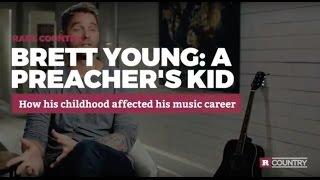 Download Lagu Brett Young: A Preacher's Kid Gratis STAFABAND
