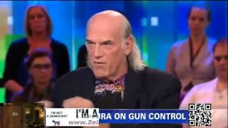 Jesse Ventura VS Piers Morgan On Gun Control