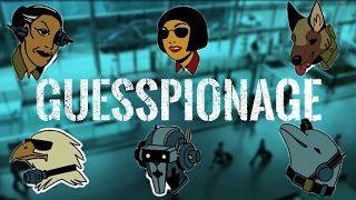 GUESSPIONAGE! Party Game About Crazy Guesses!